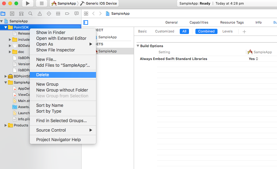 iOS - Migrating from static library to dynamic framework